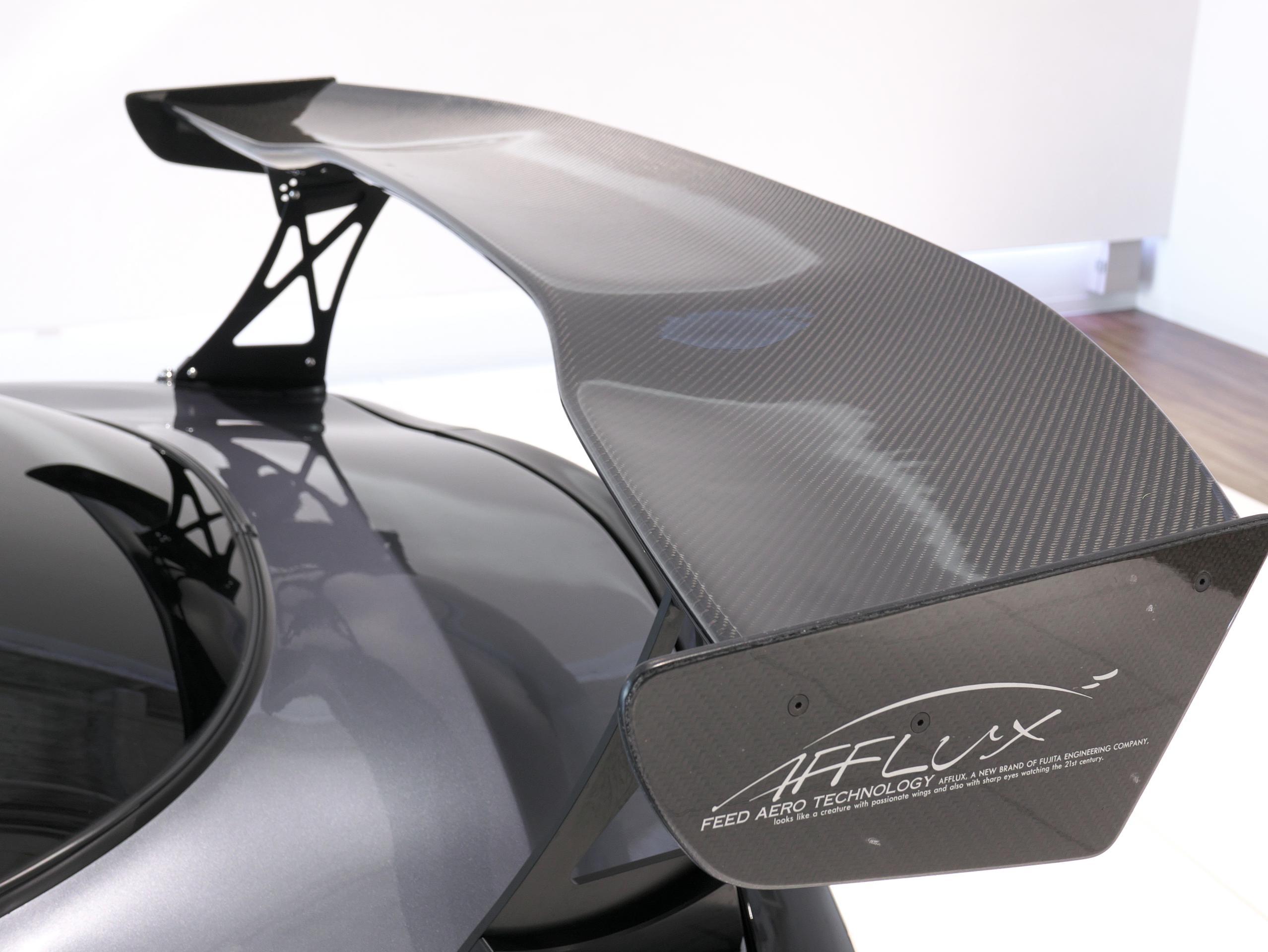 RX-7 スピリットR タイプA 魔王 リアスポイラー