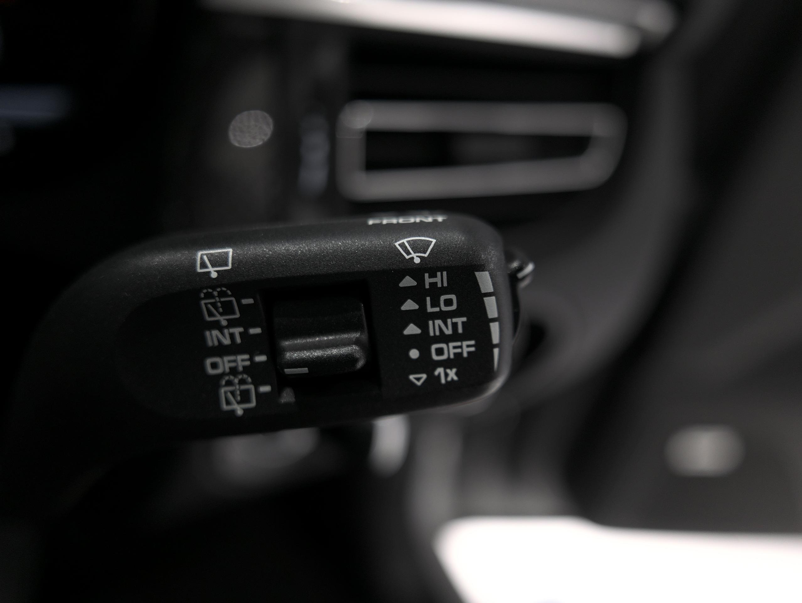 ポルシェ マカン GTS スポーツクロノ ワイパーレバー